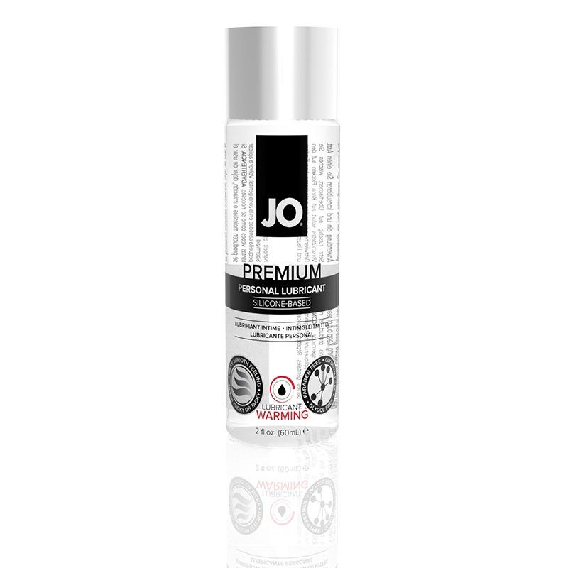 JL40077 System JO  JO Personal Lubricant 2 oz  Premium Silicone Warming