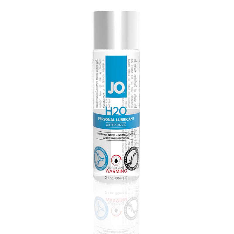 JL40080 System JO  JO Personal Lubricant 2 oz  H2O Warming