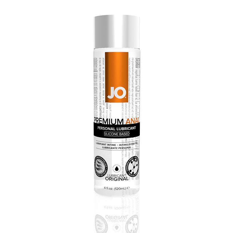 JL40103 System JO  JO Personal Lubricant 4 oz  Anal Premium Silicone