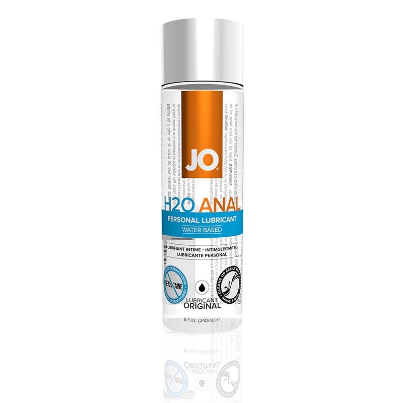 JL40108 System JO  JO Personal Lubricant 8 oz  Anal H2O