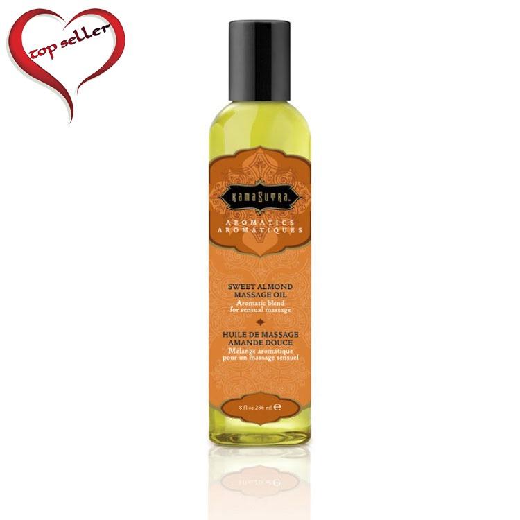KAM10021 Kama Sutra Aromatic Massage Oil Sweet Almond