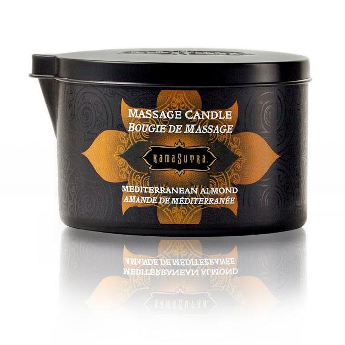KAM10202 Kama Sutra Massage Candle Sweet Almond