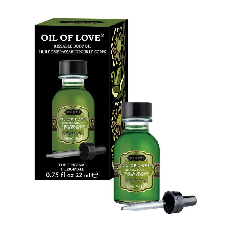KAM12001 Kama Sutra Oil of Love .75 oz Original