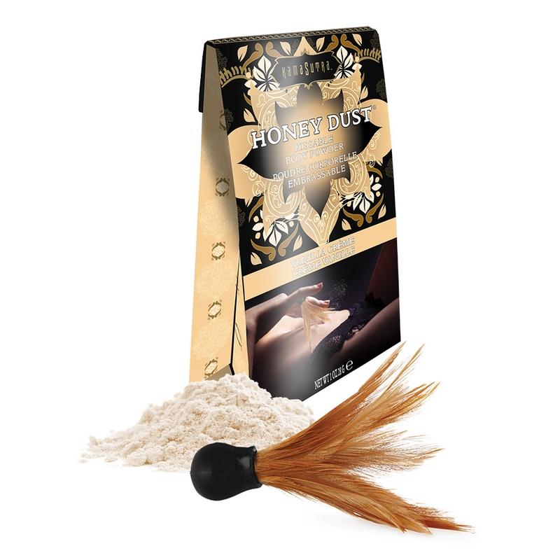 KAM13010 Kama Sutra Honey Dust 1 oz Display of 12