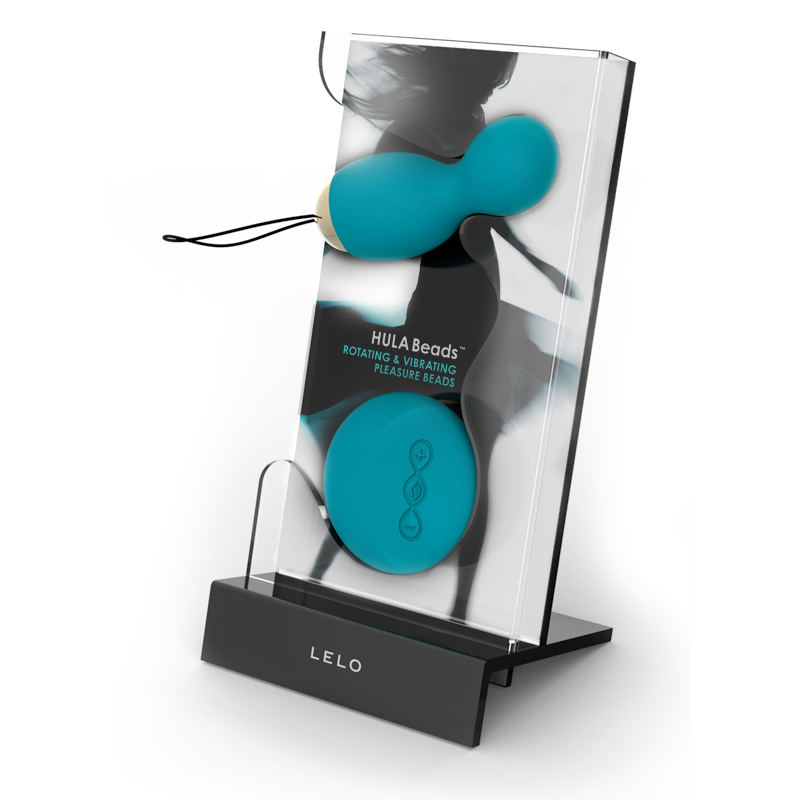 L0025 Lelo  Acrylic Display Hula Beads (Tester Not Included)