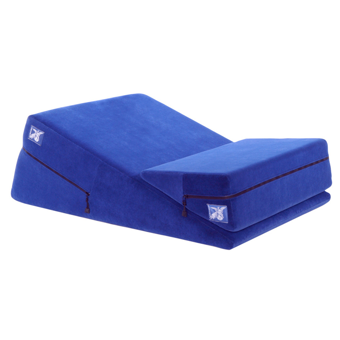 L11215102 Liberator Wedge/Ramp Combo Blue  NO FURTHER DISCOUNTS APPLY