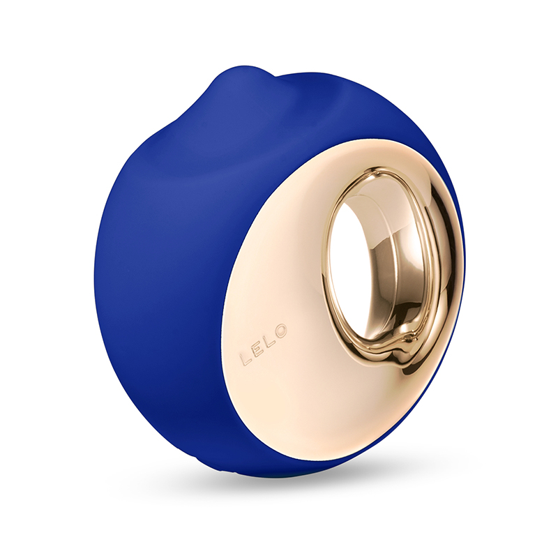 L7833T Lelo Ora 3 Midnight BlueTESTERONE COLOR PER STORE ONLY FREE WITH 2 UNITS BOUGHT