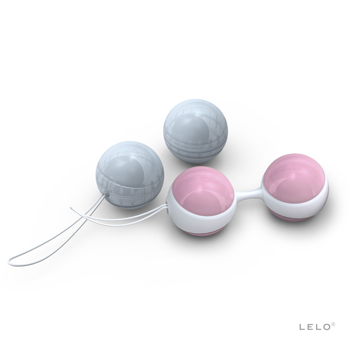 L9490 Lelo  Luna Beads MiniTESTERONE COLOR PER STORE ONLY FREE WITH 2 UNITS BOUGHT