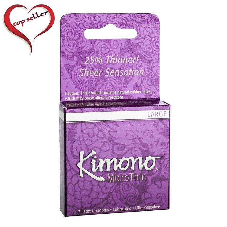 M08003 Kimono Micro Thin – Large3 Pack