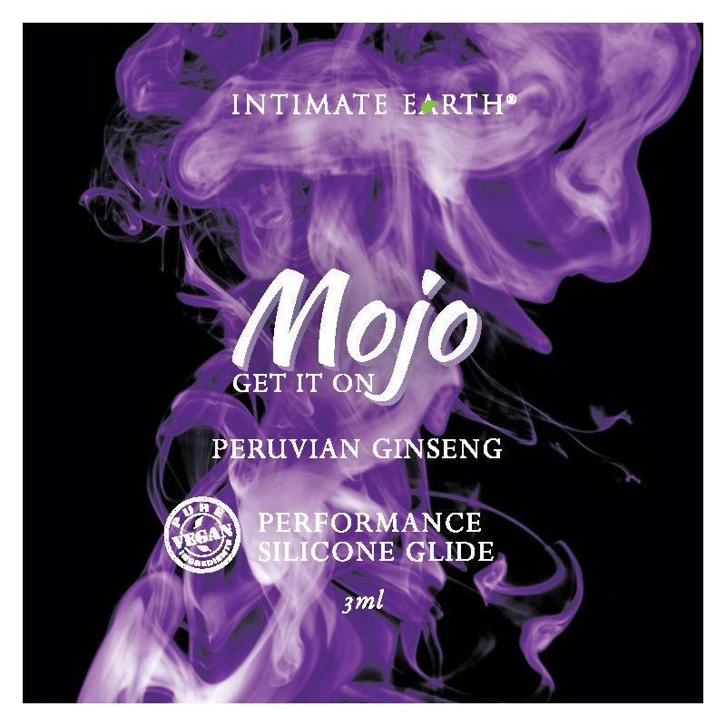 MJ011-FOIL Intimate Earth MOJO Performance Glide 3 ml Foil Pac