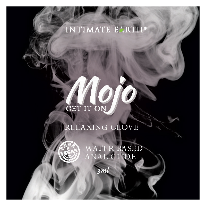 MJ012-FOIL Intimate Earth MOJO Anal Relaxing Glide 3 ml Foil Pac