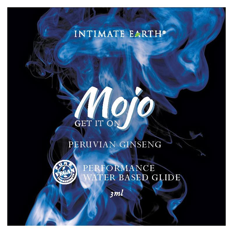 MJ014-FOIL Intimate Earth MOJO Performance Glide 3 ml Foil Pac