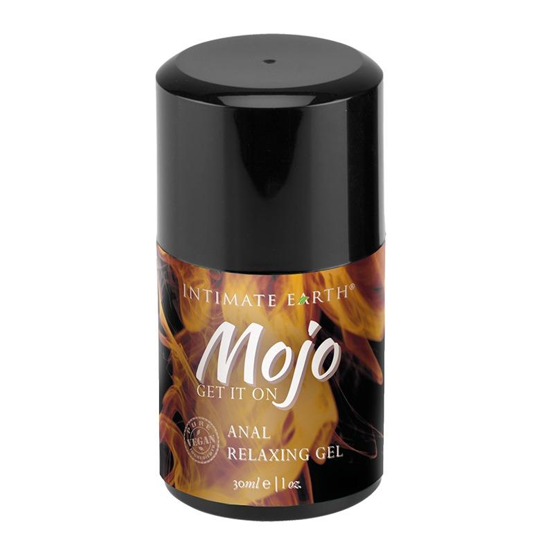 MJ017 Intimate Earth 30 ml MOJO Anal Relaxing Gel Clove Oil