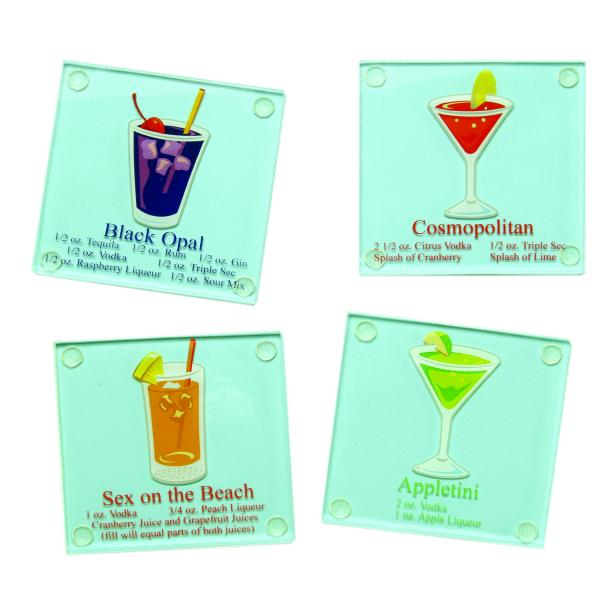 NVD10 Kheper Games Cheers Coasters SALE PRICEDWHILE STOCK LASTS