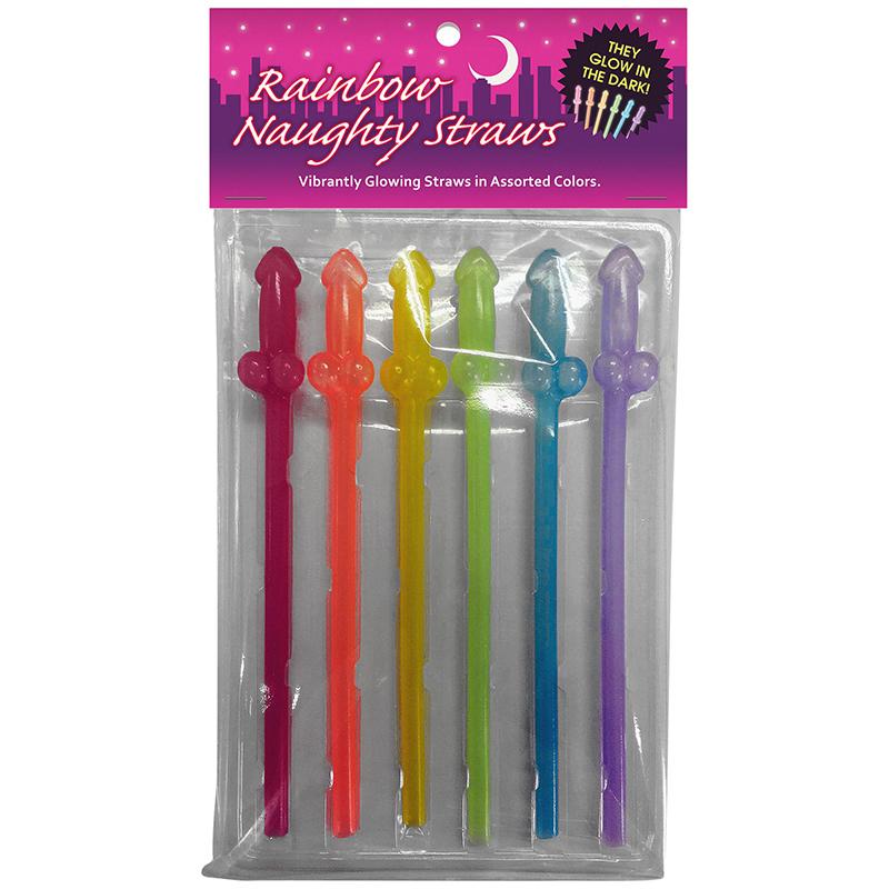 NVS98 Kheper Games Rainbow Naughty Straws