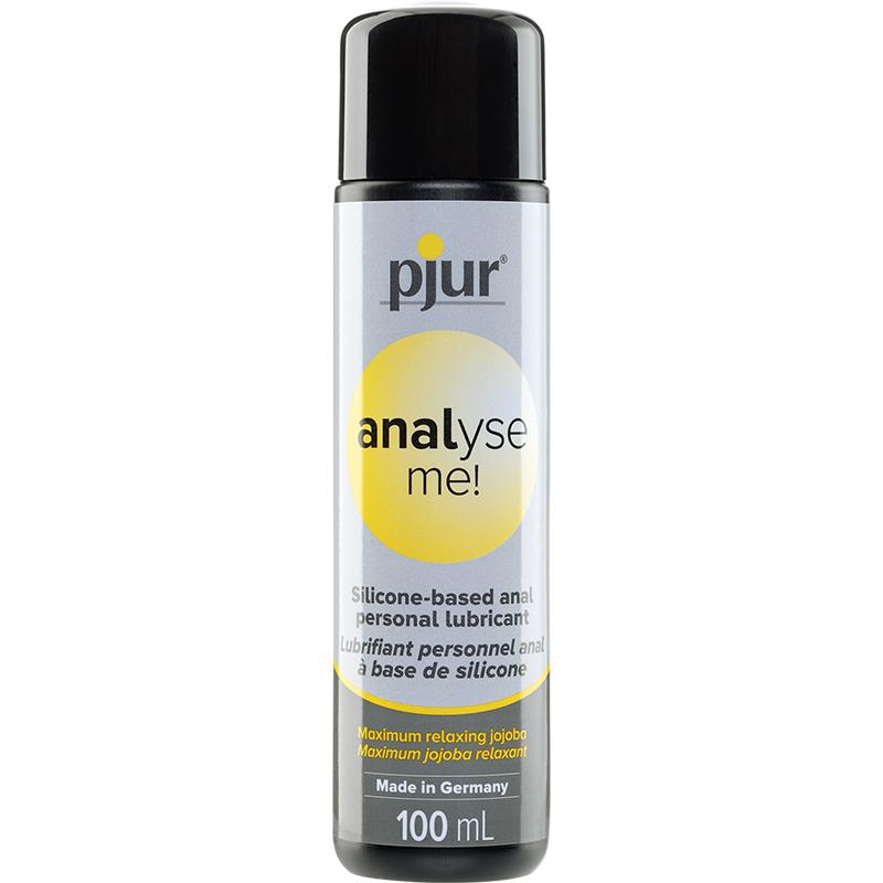 P12760Pjur100 ml Analyse Me! Silicone-Based