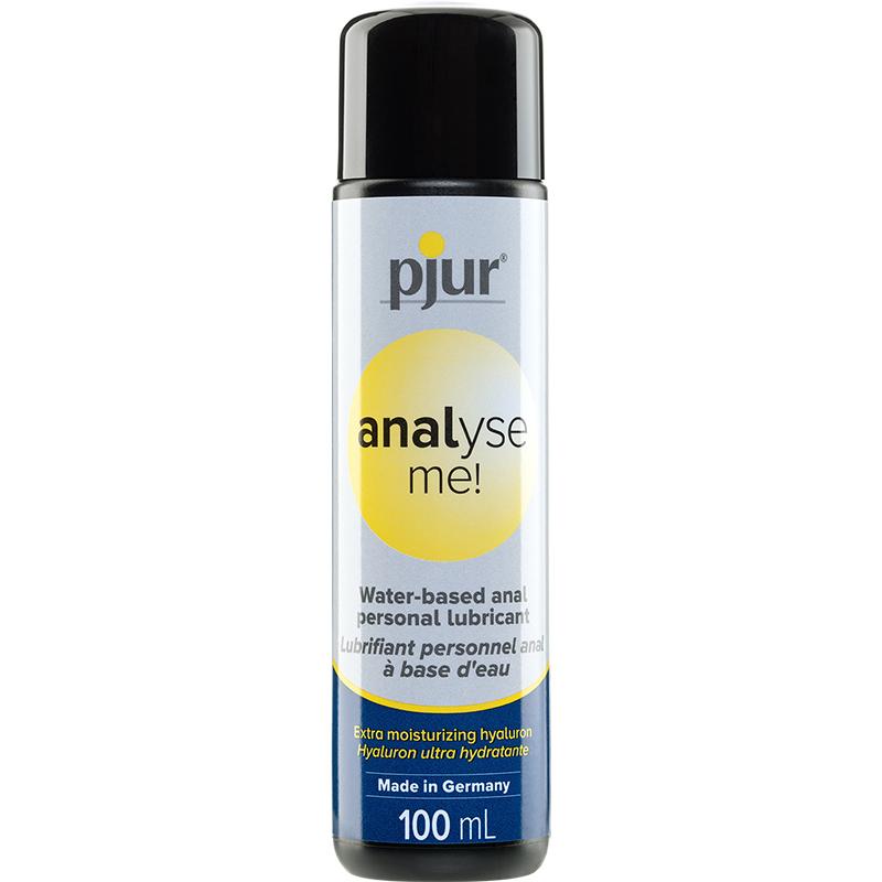 P12820Pjur100 ml Analyse Me! Water-Based