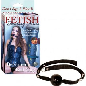 PD2161-23 Pipedream Products Fetish Fantasy Beginners Ball Gag