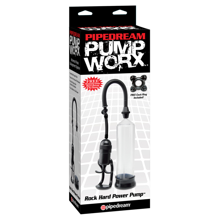 PD3251-23 Pipedream Products Pump WorxRock Hard Power Pump
