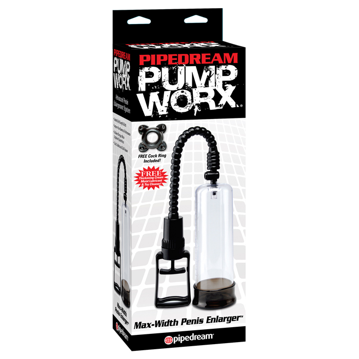 PD3262-23 Pipedream Products Pump WorxMax-Width Penis Enlarger