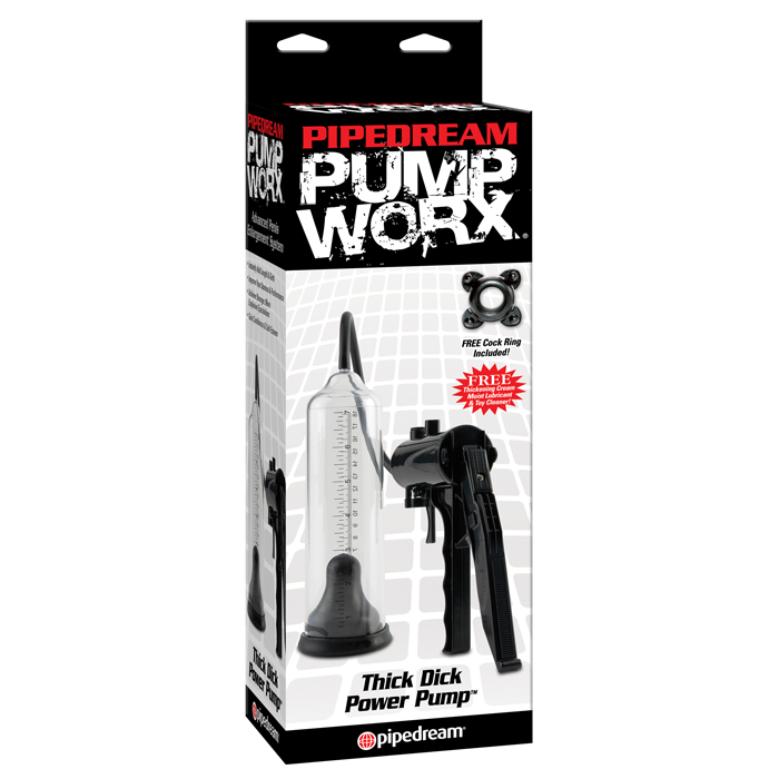 PD3278-23 Pipedream Products Pump WorxThick Dick Power Pump