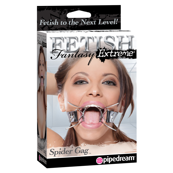PD3630-00  Pipedream Products Fetish Fantasy Extreme Spider Gag