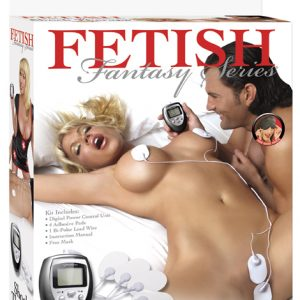 PD3723-00  Pipedream Products Fetish Fantasy SeriesShock Therapy