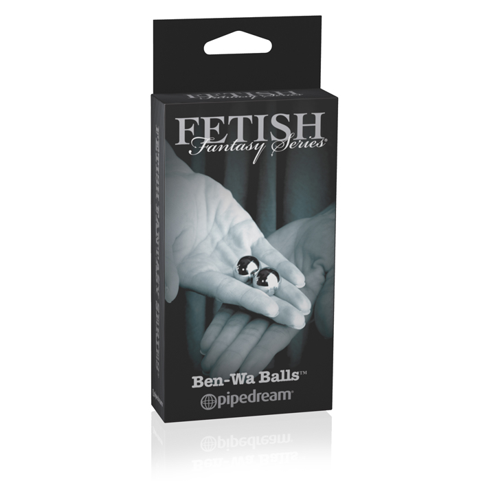 PD4425-00  Pipedream Products  Fetish Fantasy Limited Edition Ben Wa Balls