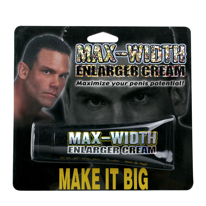 PD9824-00 Pipedream Products  1.5 oz Max Width Enlarger Cream