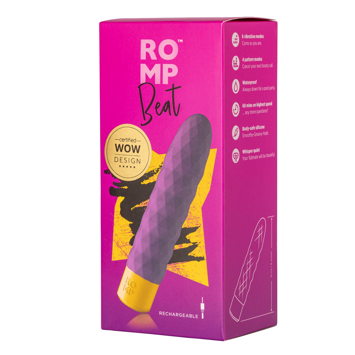R2000 Romp Beat  NO FURTHER DISCOUNTS APPLY