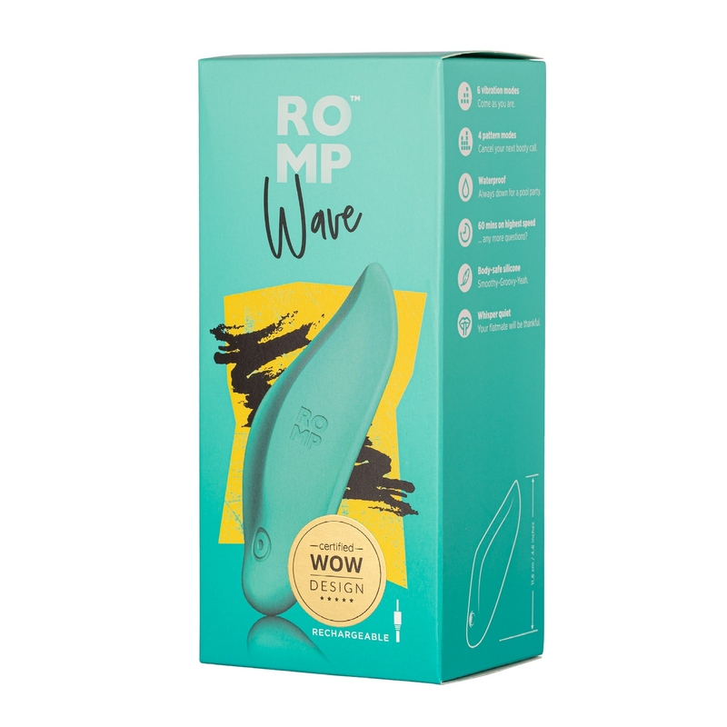 R2025 Romp Wave  NO FURTHER DISCOUNTS APPLY