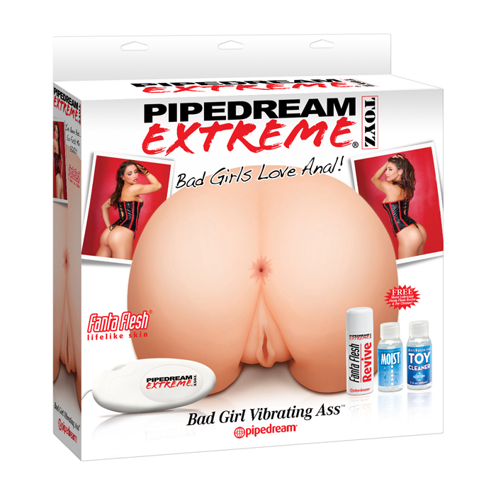 RD200 Pipedream Products  Bad Girl Vibrating Ass