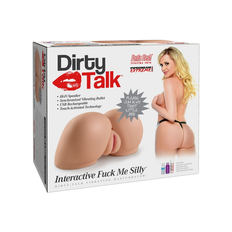 RD410 Pipedream Products Dirty Talk Interactive Fuck Me Silly