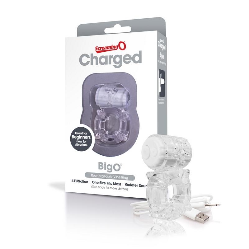 SCABO-C110 Screaming O Charged BigO Clear
