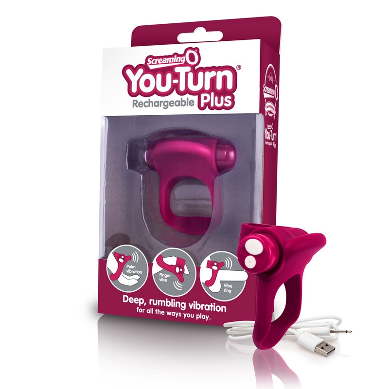 SCAYTP-ML110 Screaming O Charged You Turn Plus Merlot