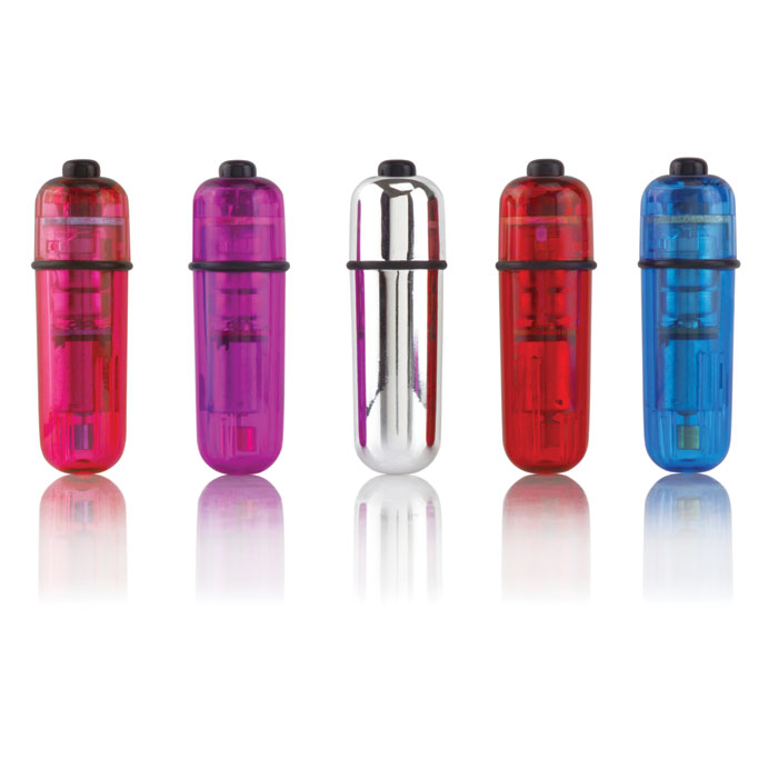 SCBUL110-1 Screaming O Bullets(Assorted Colors Only)