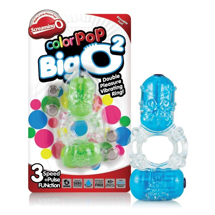 SCCPBO2110B Screaming O Color Pop Big O2 Blue