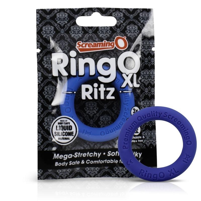 SCLSX-BU110 Screaming O RingO Ritz XL Blue