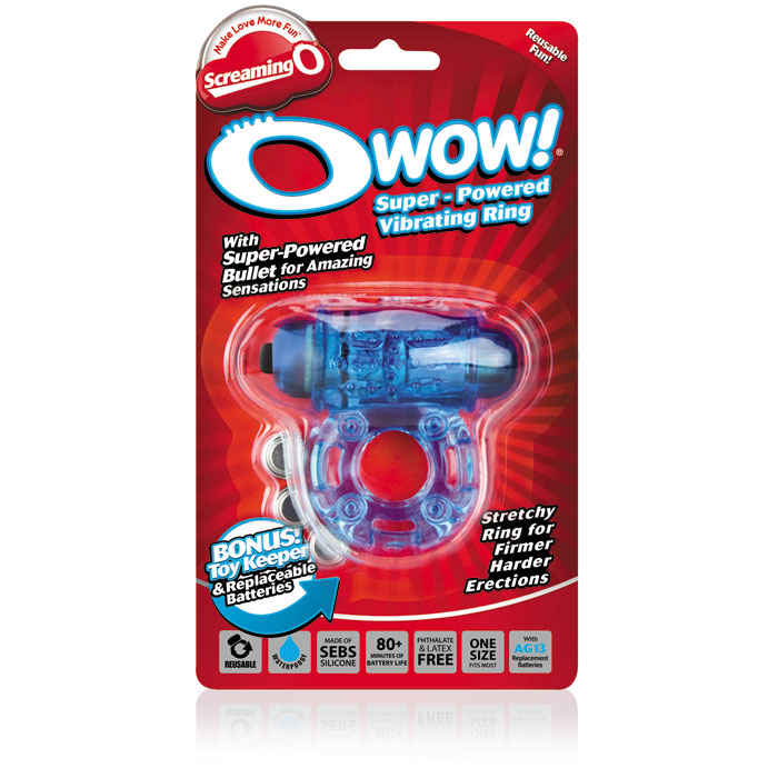 SCOW110-1  Screaming O The O Wow Blue