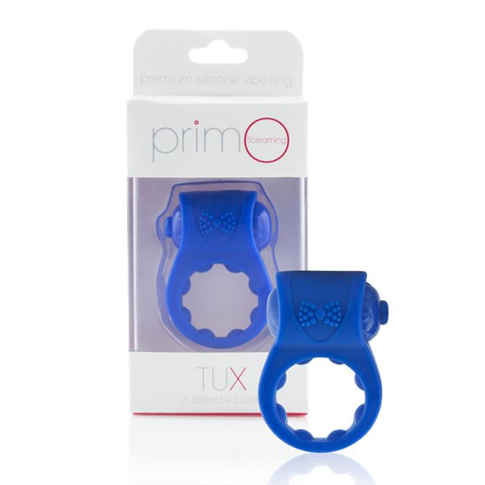 SCPRMTUXBU110 Screaming O PrimO Tux Blue