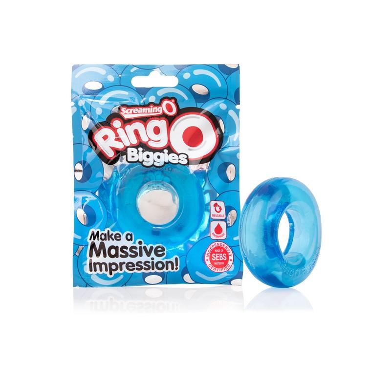 SCRBG-BU-110 Screaming O RingO Biggies Blue