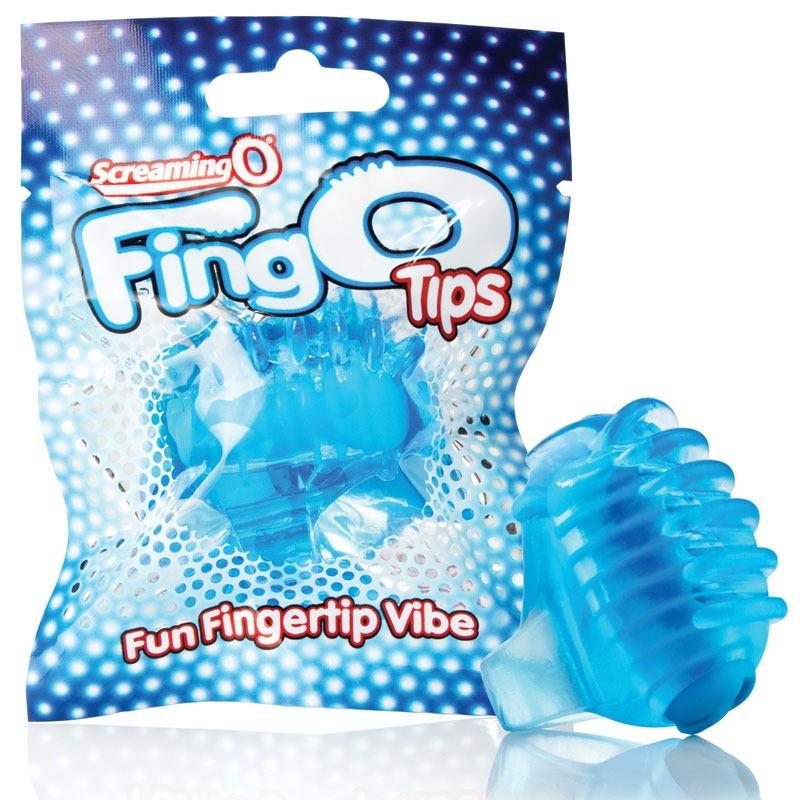 SCTIPBU-110 Screaming O Fing O Tips Blue