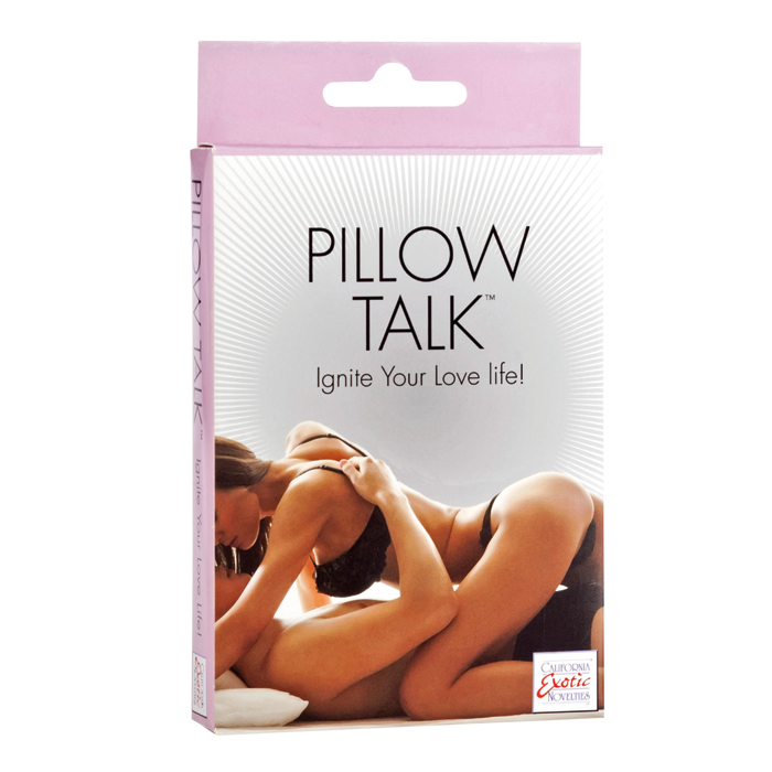SE2517-10-3 California Exotics Pillow Talk