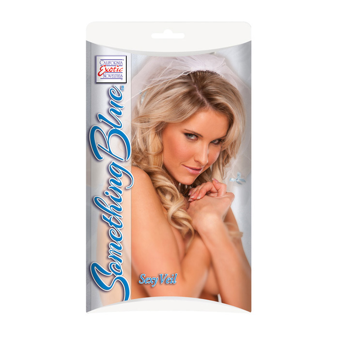 SE4002-40-3 Something Blue Sexy Veil SALE PRICED WHILE STOCK LASTS