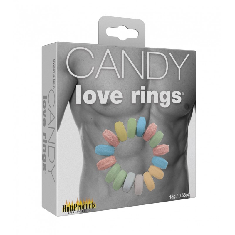 SF-FD125 Hott Products Candy Cock Ring