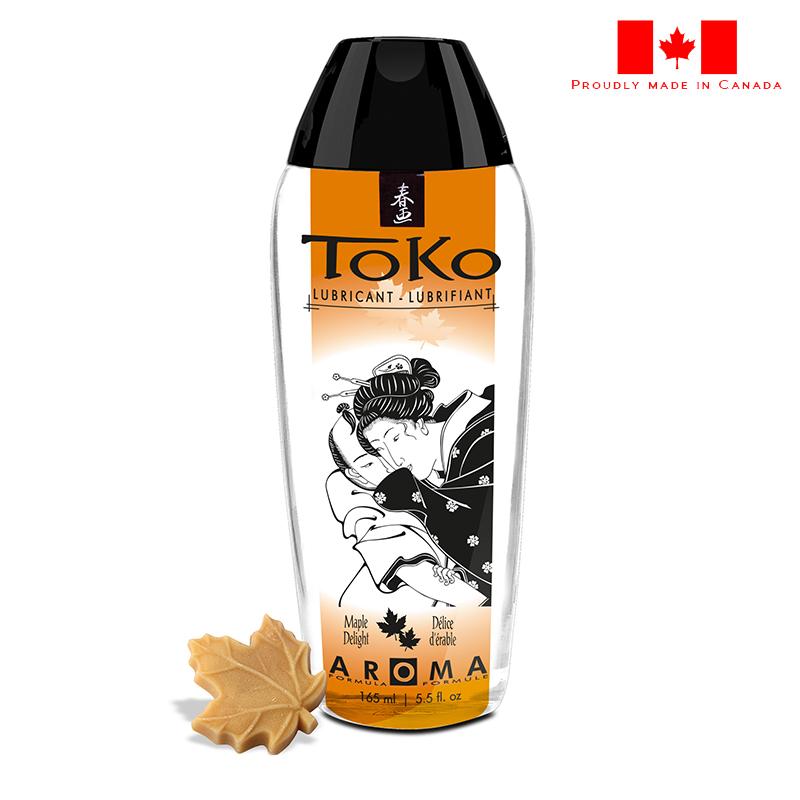 SH6420 Shunga 5.5 oz. Toko Lube Maple Delight