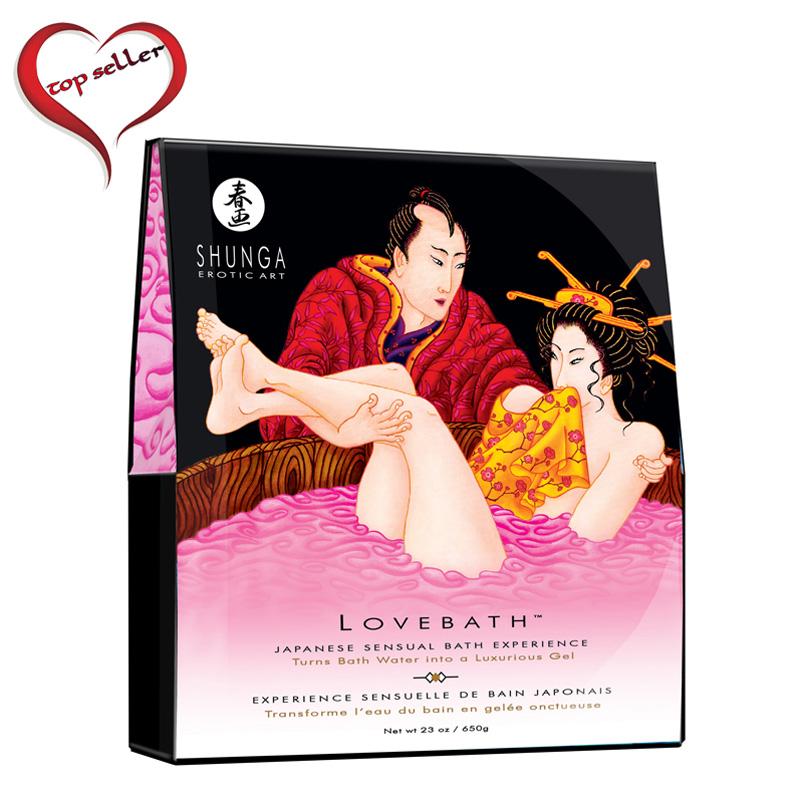 SH6801 Shunga  LoveBath Dragon Fruit