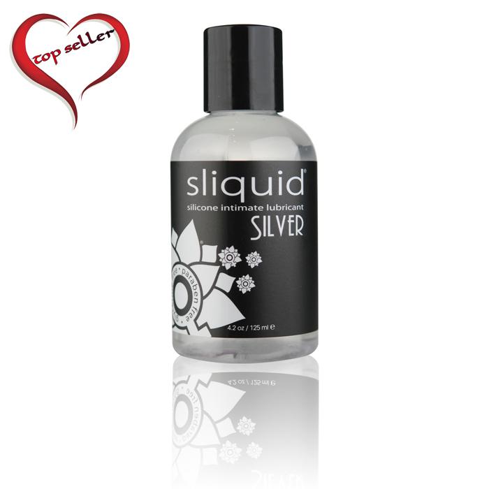 SL002 Sliquid 4.2 oz Sliquid Silver
