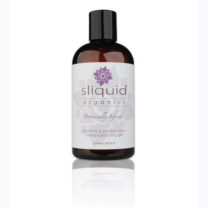 SL086 Sliquid 8.5 oz Sliquid Organics Natural Gel