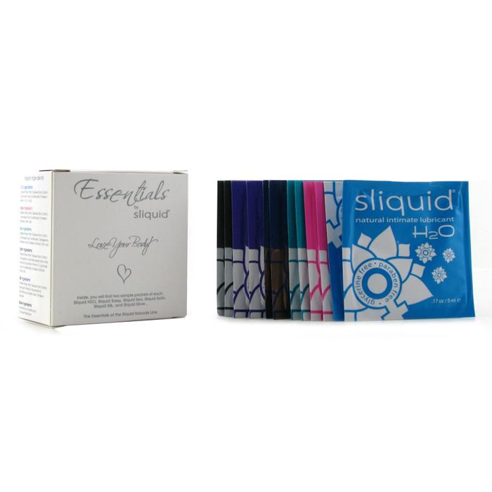 SL907 Sliquid Essentials Lube Cube